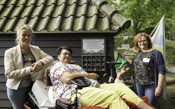 Kei toffe tocht door De Maashorst, ook voor mindervaliden